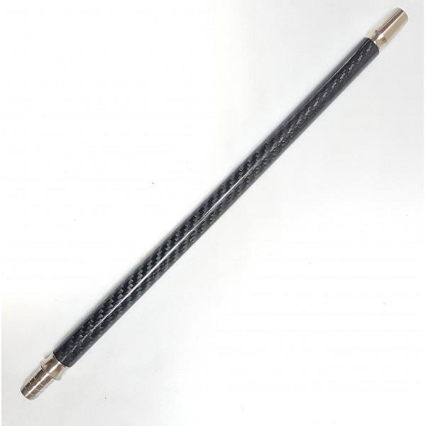 BayShisha Karbon Marpuc Siyah 40 CM