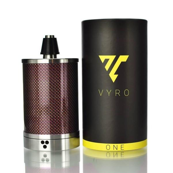 Vyro One Carbon - Red Nargile Takımı
