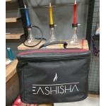 EASHISHA Comfort - Siyah Nargile Takımı