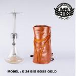 MR.EDS Bigboss PRO Nargile Takımı Gold
