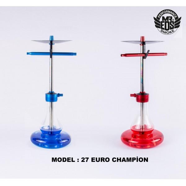 MR.EDS Euro Şampiyon Nargile Takımı