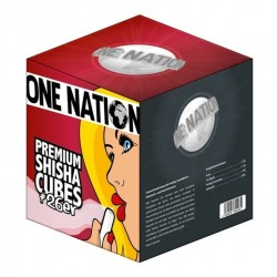 ONE NATION Nargile Kömürü 1 KG