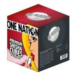 ONE NATION Nargile Kömürü 1 KG